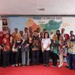 Kunjungan Dinas Sosial Kab. Bogor di Dinas Sosial Provinsi Kalimantan Barat